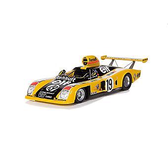 Alpine Renault A442 (Le Mans 1976) Resin Model Car
