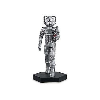 Estatua de resina de líder cibernético de Doctor Who