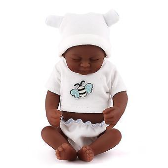 28Cm made newborn silicone realistic reborn baby boy doll pl-678