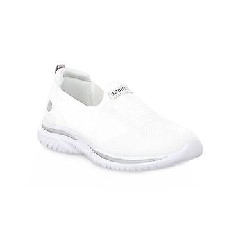 Dockers 591 textile silver shoes