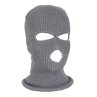 Zima Balaclava 3 Hole Full Face Mask Čiapka