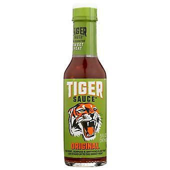 Prøv mig Sauce Tiger, tilfælde af 6 X 5 Oz