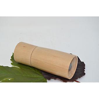 Wood Spice Mill Crushgrind Mill tillverkad av Alder Pepper Mill Salt Mill peppar Spice saltkvarn handgjord Tillverkad i Österrike Presentgåva Idé