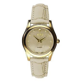BWC Swiss - Wristwatch - Women - Quartz - 20039.51.15