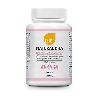 Natural DHA Pregnancy and Lactation 180 softgels