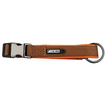 Nayeco Neoprene Collar 28-35Cm Marron (Dogs , Collars, Leads and Harnesses , Collars)