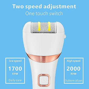 Electric Callus Remover Professional Pedicure Feet Tools  Rechargeable|Foot Care Tool