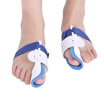 1 Paire Hallux Valgus إصبع القدم تصحيح باديكير القدم الرعاية الساقين الإبهام العظام العظام الكبيرة