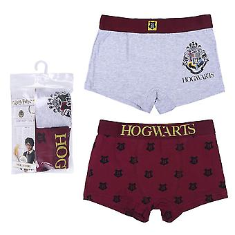 Pack of Underpants Harry Potter (2 uds) Multicolour