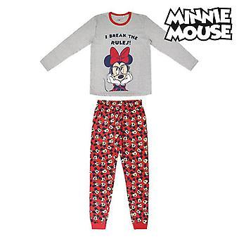 Pigiama per bambini Minnie Mouse Grigio
