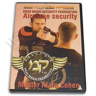 Krav Maga Aeroplano Seguridad Dvd Cohen -Vd7027A