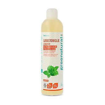Liquid Dishwasher Detergent 500 ml (Eucalyptus - Mint)