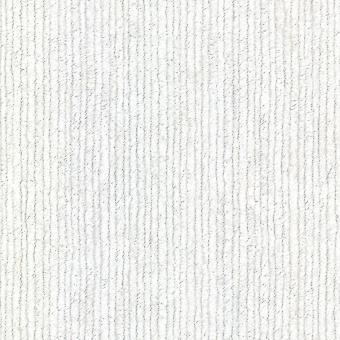 Crown Bergamo Läder Textur Ljusgrå Silver Tapeter M1401