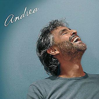 Andrea Bocelli Andrea CD Remastered Album (2015) NOVO