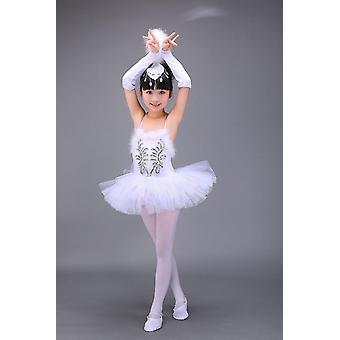 Leotards unitards professionale scicco lago balletto costume tutu / bambini / bambini balletto dancewear
