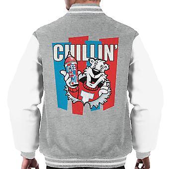 ICEE Chillin Men's Varsity Jacket
