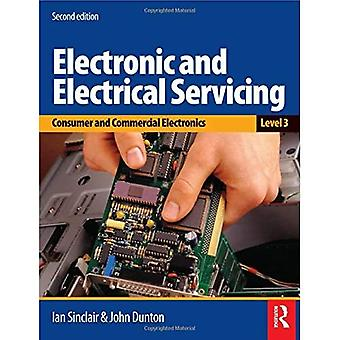 Electronic and Electrical Servicing - Level 3, 2nd ed