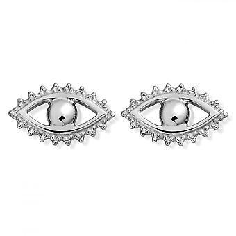 ChloBo Stud Evil Eye Earrings SEST497