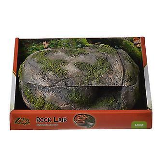 """Zilla Rock Lair für Reptilien - Groß - (11""""L x 8""""B x 6""""H)"""