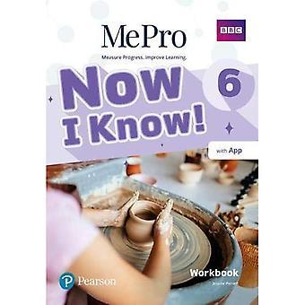 Now I Know MePro Level 6 Workbook with App (Now I Know)