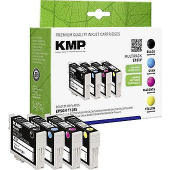 KMP de tinta sustituye Epson T1285, T1281, T1282, T1283, T1284 Compatible conjunto negro, ciánico, Magenta, amarillo E121V 1616,0050