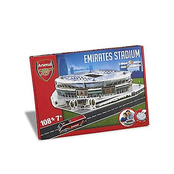 Arsenal Emirates Foam Stadium 3D Puzzle