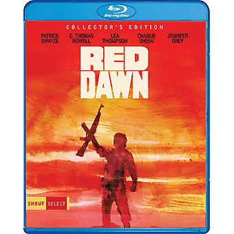 Red Dawn (Collectors Edition) [Blu-Ray] USA Import