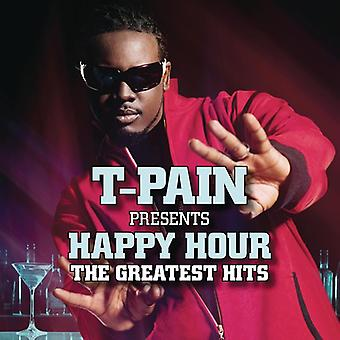 T-Pain-T-Pain presenterar Happy Hour: The Greatest Hits [CD] USA import
