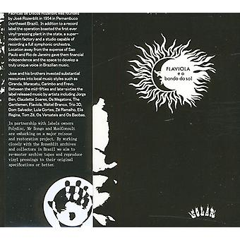 Flaviola E O Bando Do Sol - Flaviola E O Bando Do Sol [CD] USA import