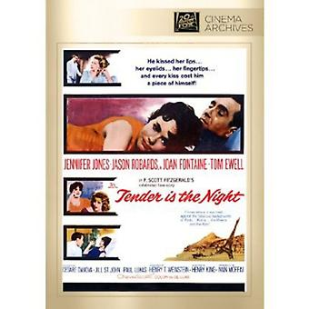 Tender Is the Night [DVD] USA import