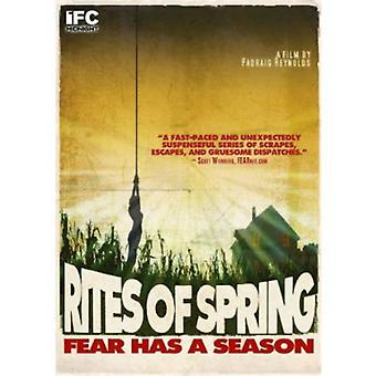 Rites of Spring [DVD] USA import