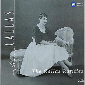 Maria Callas - Callas Rarities (1953-1969) [CD] USA importeren