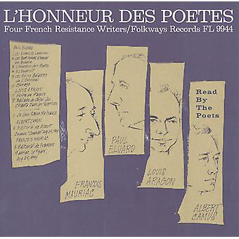 L Des Pootes: Cuatro francés resistencia escriba - L'Honneur Des Pootes: importación de Estados Unidos cuatro francés resistencia escribir [CD]