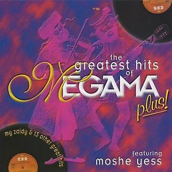 Megama & Moshe Yess - Greatest Hits of Megama Plus! [CD] USA import