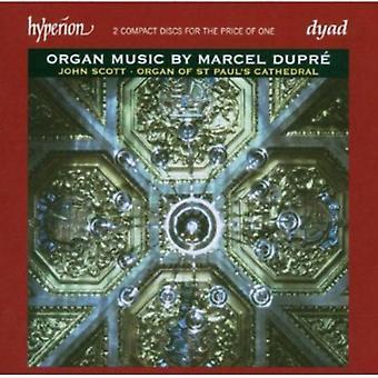 M. Dupre - Organ Music by Marcel Dupr [CD] USA import
