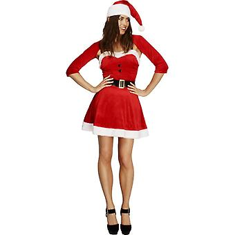 Koorts collectie, Santa lieverd kostuum, rood