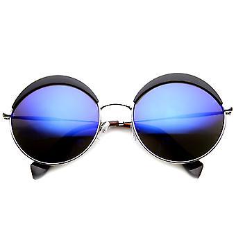 الحاجب جولة المعدنية الأزياء البارعين النظارات الشمسية