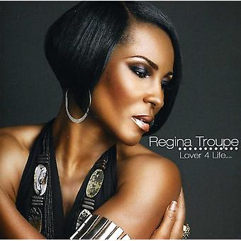 Regina Troupe - Lover 4 Life [CD] USA import