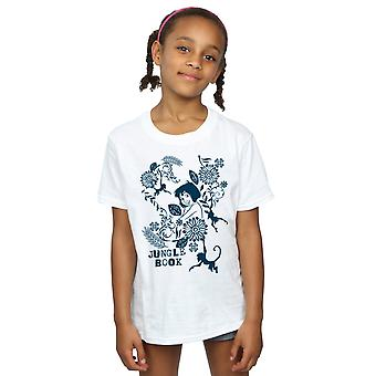 Disney Girls The Jugle Book Mowgli Tale T-Shirt
