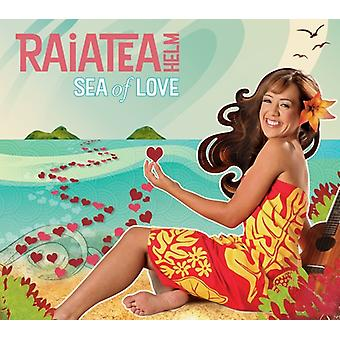 Raiatea Helm - Sea of Love [CD] USA import