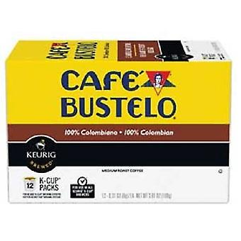Cafe Bustelo 100% Colombian Coffee Keurig K Cup