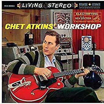 Atkins*Chet - Workshop [Vinyl] USA import