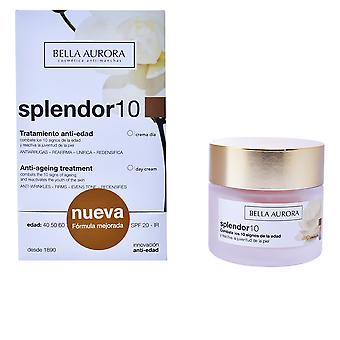 Bella Aurora Splendor 10 Treatment Anti-edad Spf20 50 Ml For Women