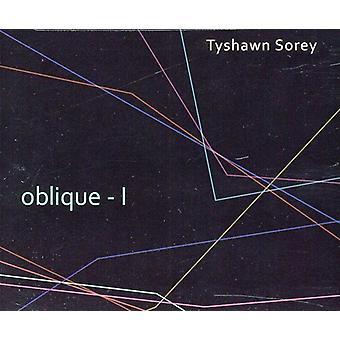 Tyshawn Sorey - Oblique I [CD] USA import