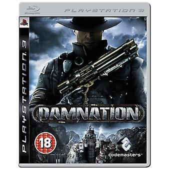Damnation (PS3) - Factory Sealed
