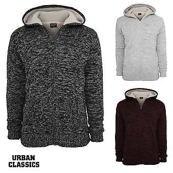 Urban classics vintern sticka Zip Hoodie