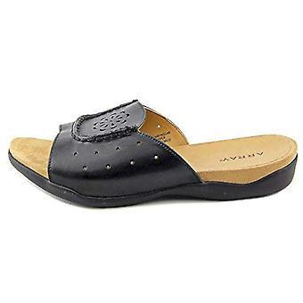 Taulukko naisten Sand Dollar nahka avoimen rento dian sandaalit