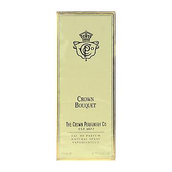 The Crown Perfumery Crown Bouquet Eau De Parfum Spray 1.7oz/50ml New In Box