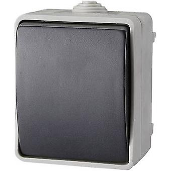 GAO EF600SA Wet room switch product range Toggle switch, Circuit breaker Standard Grey