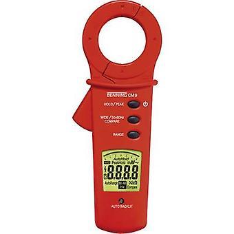 Benning CM 9 Clamp meter, Handheld multimeter Digital CAT III 300 V Display (counts): 6000